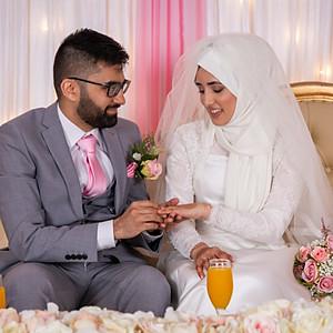 Alaa & Bilal -Wedding day