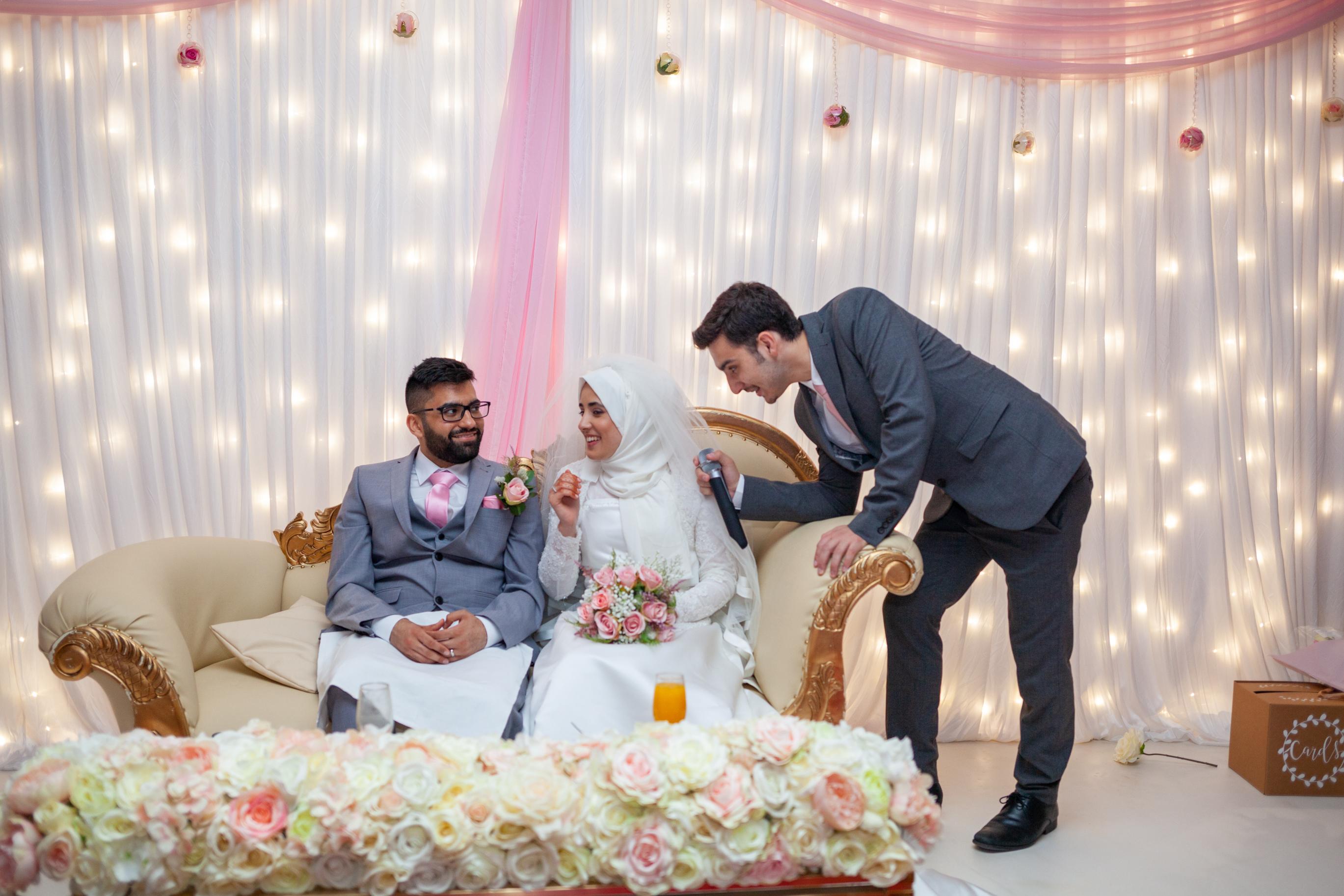 Alaa & Bilal