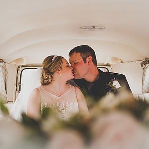 Naomi & Ben Wedding Day