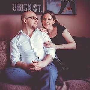 Iwona & Daniel - Session at home
