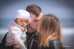 Klara with Family