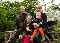 Justyna & Piotr and family