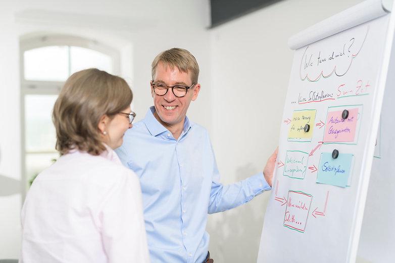 Einzel Coaching für die private und berufliche Weiterentwicklung mit Schmidt-Gehring Coaching in Wiesbaden im Rhein-Main Gebiet