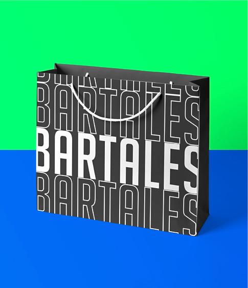 Bar Tales Bag 1