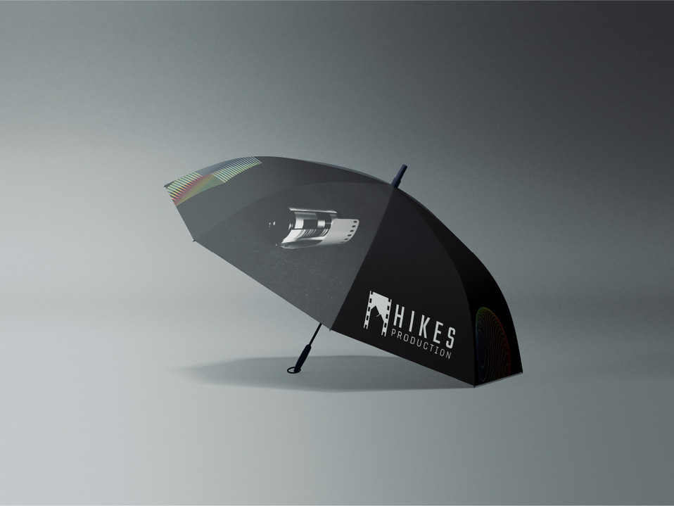 Hikes Production Umbrella