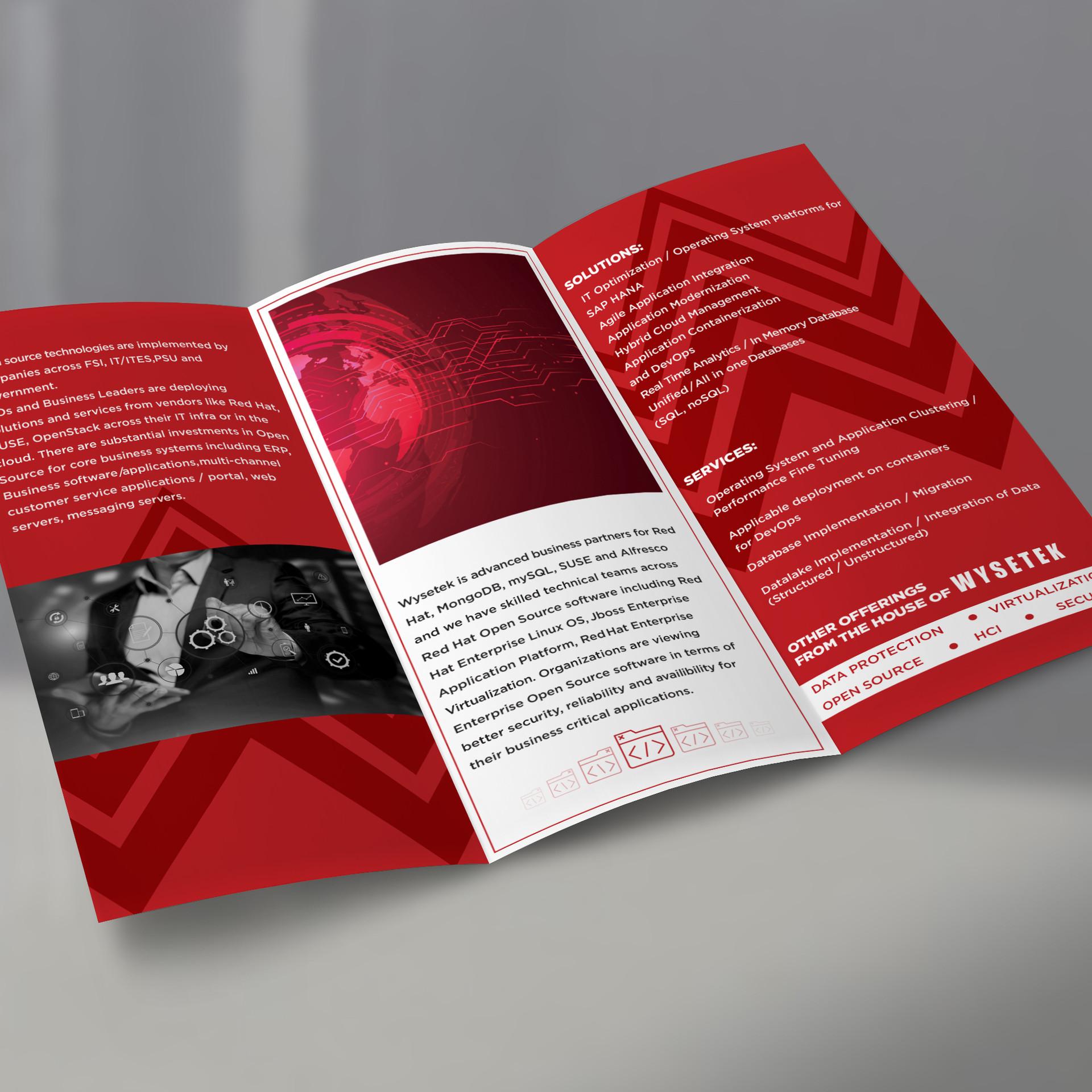 Wystek Trifold Brochure 3