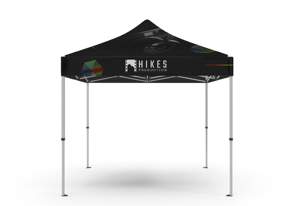 Hikes Production Tent