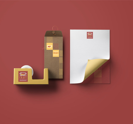 Craft Espresso Envelope