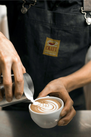 Craft Espresso Apron