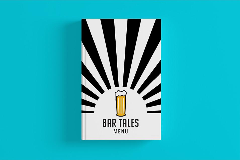 Bar Tales Menu