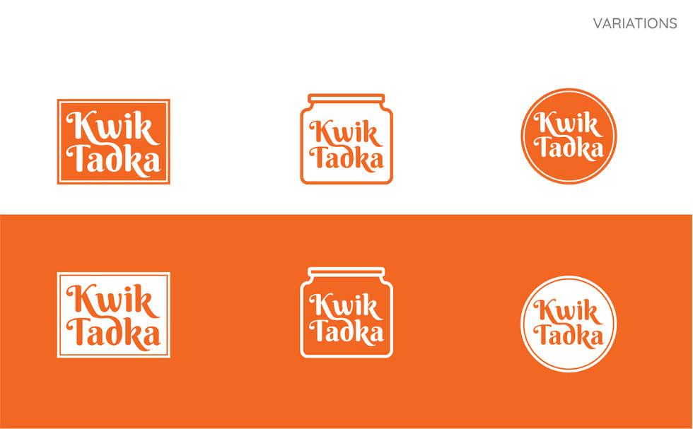 Kwik Tadka  Logo Variations.jpg