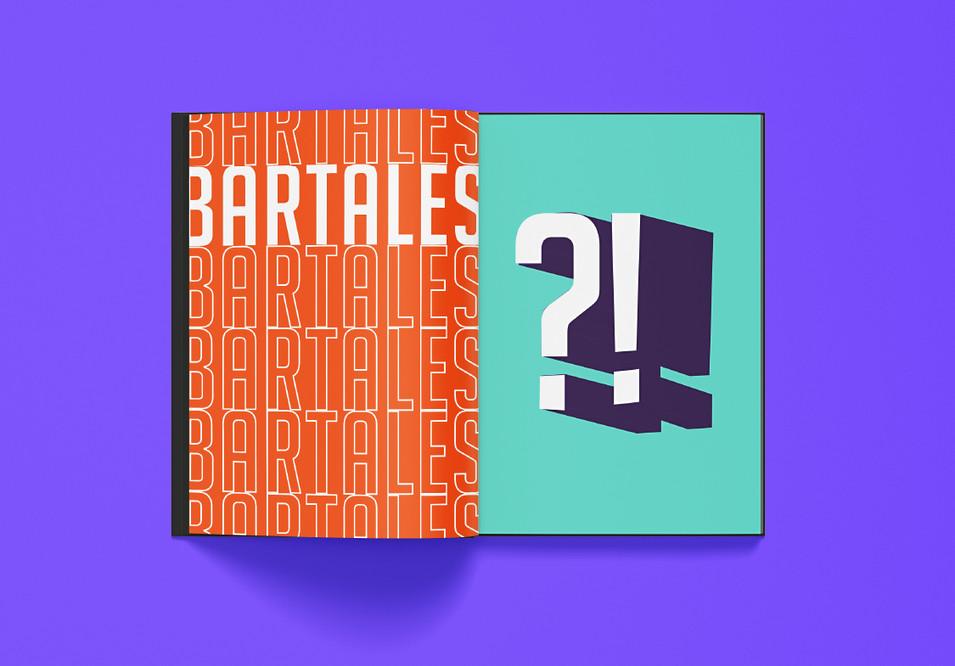 Bar Tales Menu 7