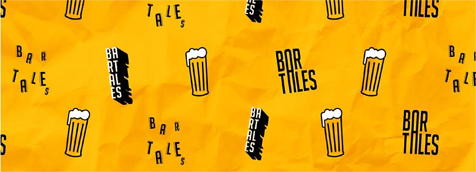 Bar Tales Packaging paper