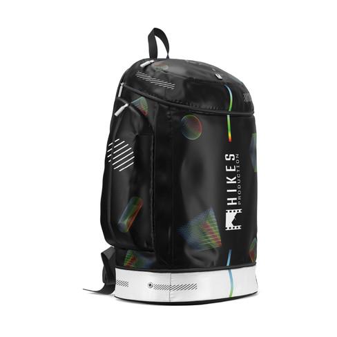Hikes Production Shoulder Bag
