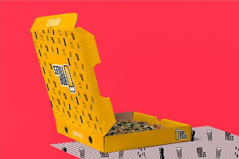 Bar Tales Pizza box