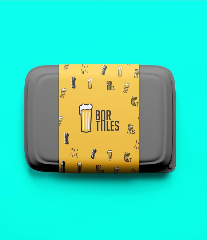 Bar Tales Food box