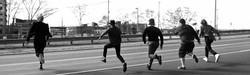 Running B&W