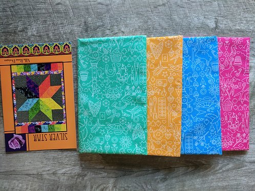 Alison Glass mini quilt project pack