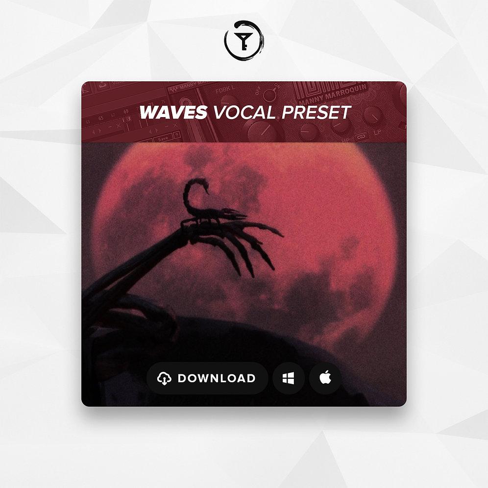 Drake Type | Waves Vocal Preset | keyp