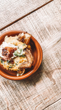 The Churro Eggbasket!