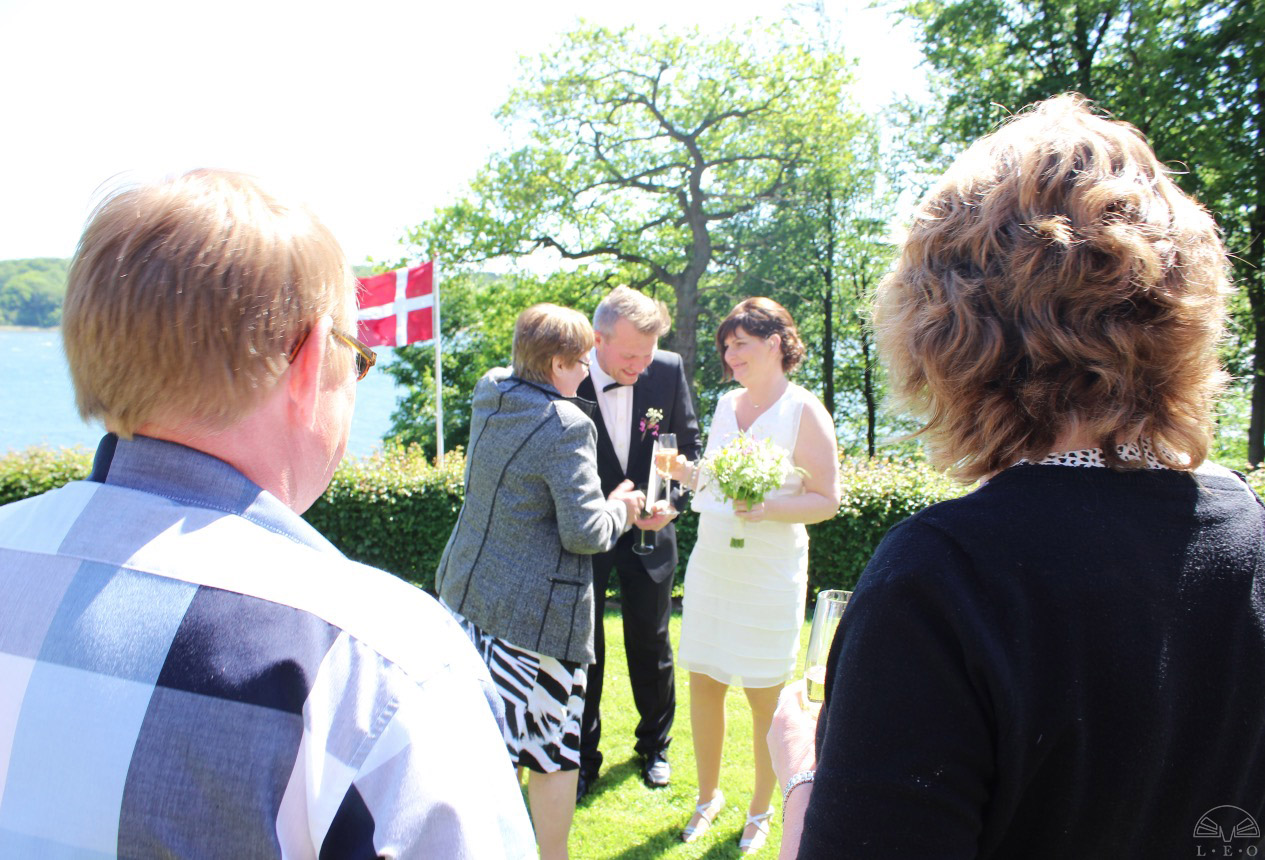 Nina & Oddmar's wedding
