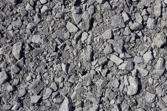 Surface detail of mot type 1 road stone