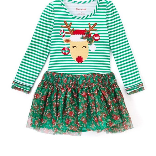 Toddler Reindeer Dress