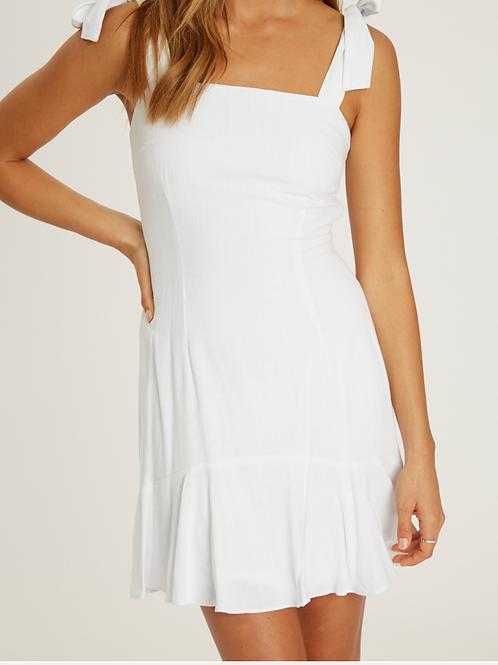 Tussah Women's Florian Mini Dress - White