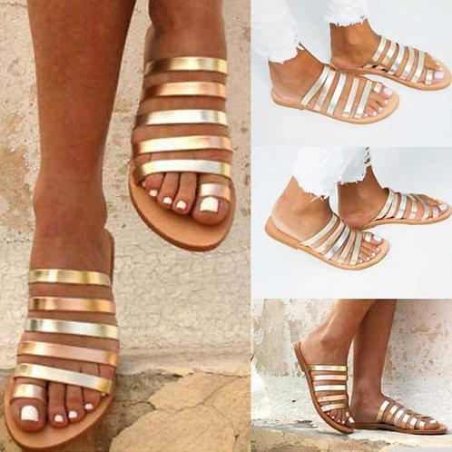 Flat  Gladiator Sandals