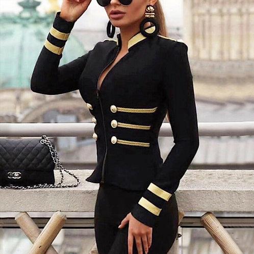 The Admiral's Slim Zipper Jacket