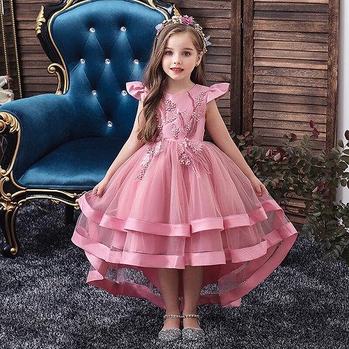 Pink Princess Party Dress