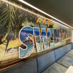 Swinerton Hawaii Office Buildout