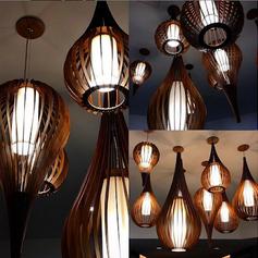 Light, Wood and Inspiration