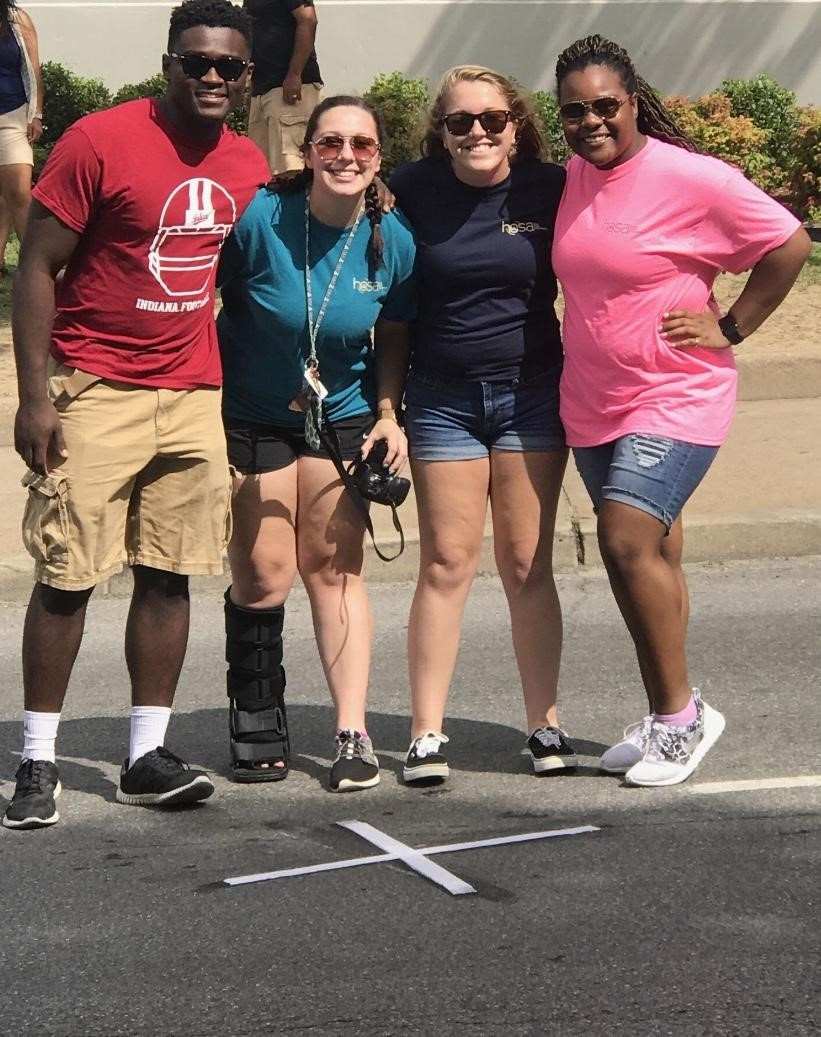 2018-2019 State Secondary Representative, Vice President, Secretary and Treasurer at the JFK assassination site