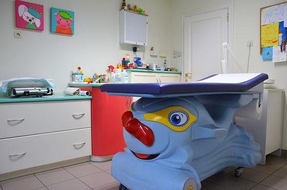 Kinderarts Antwerpen (Aartselaar) praktijk
