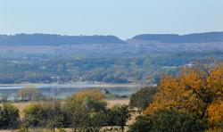 Lake View w:Fall Trees.jpg
