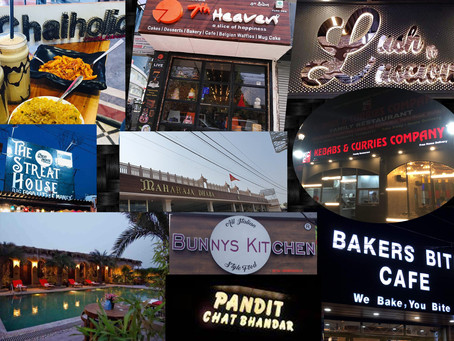 10 Restaurants & Food culture of Rohtak you must Know
