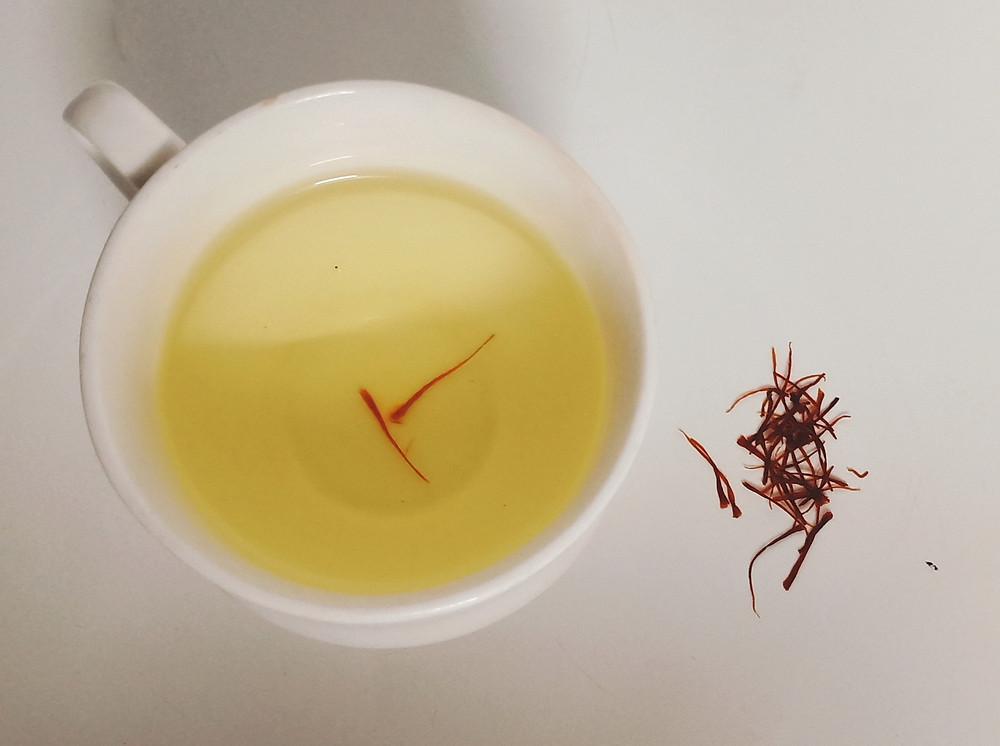 Home Beauty hacks | Saffron water