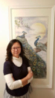 Ginette Wang Watercolour