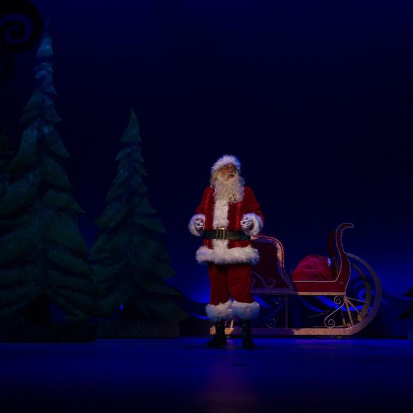 Elf Santa Claus