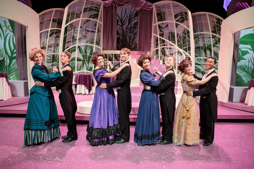 Hello Dolly Ensemble