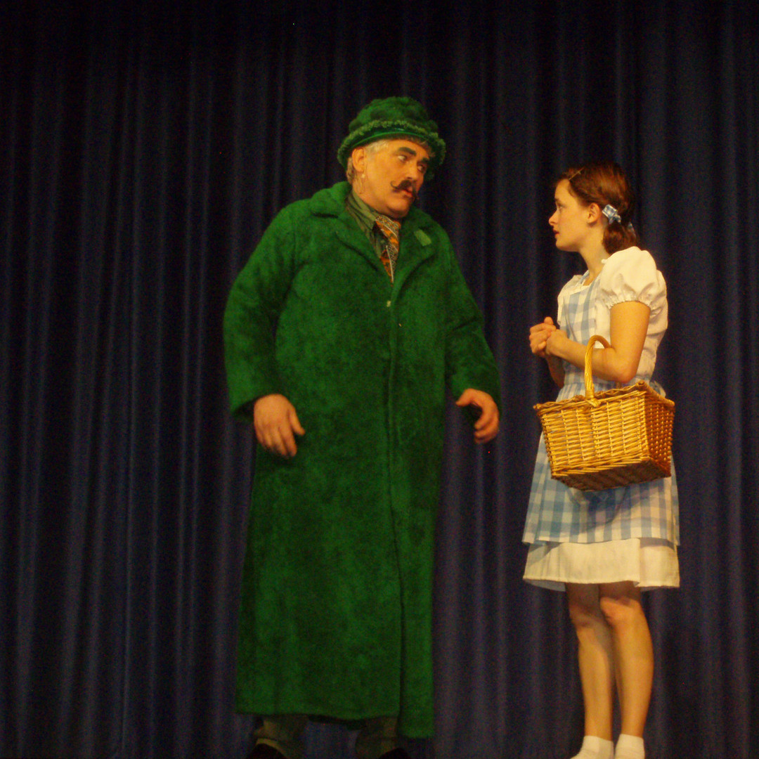 The Wizard of Oz and Dorthy