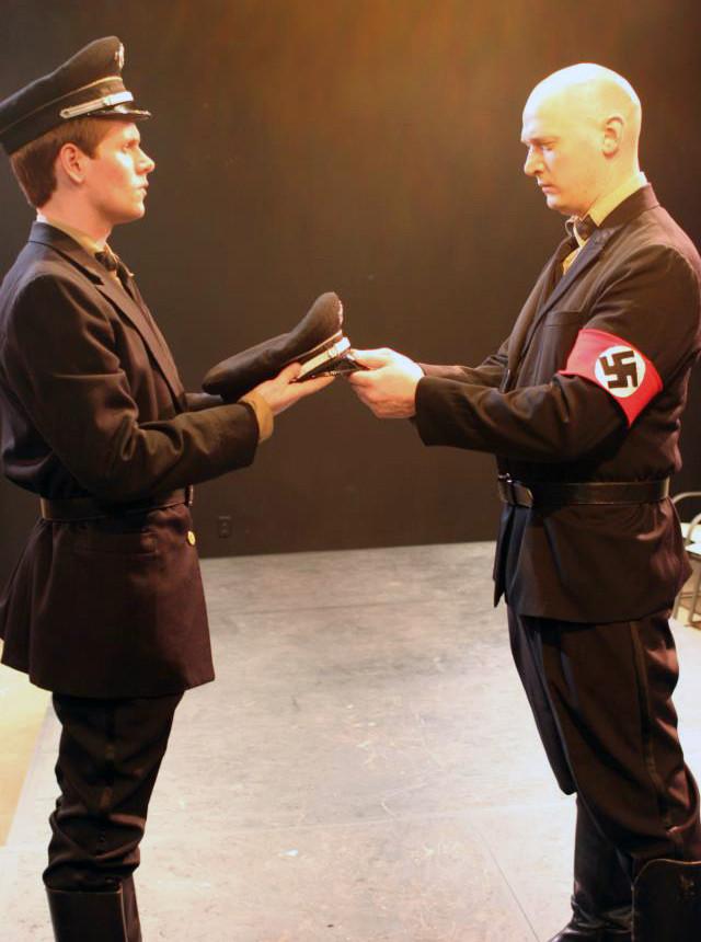Karl Heinz and Franzy