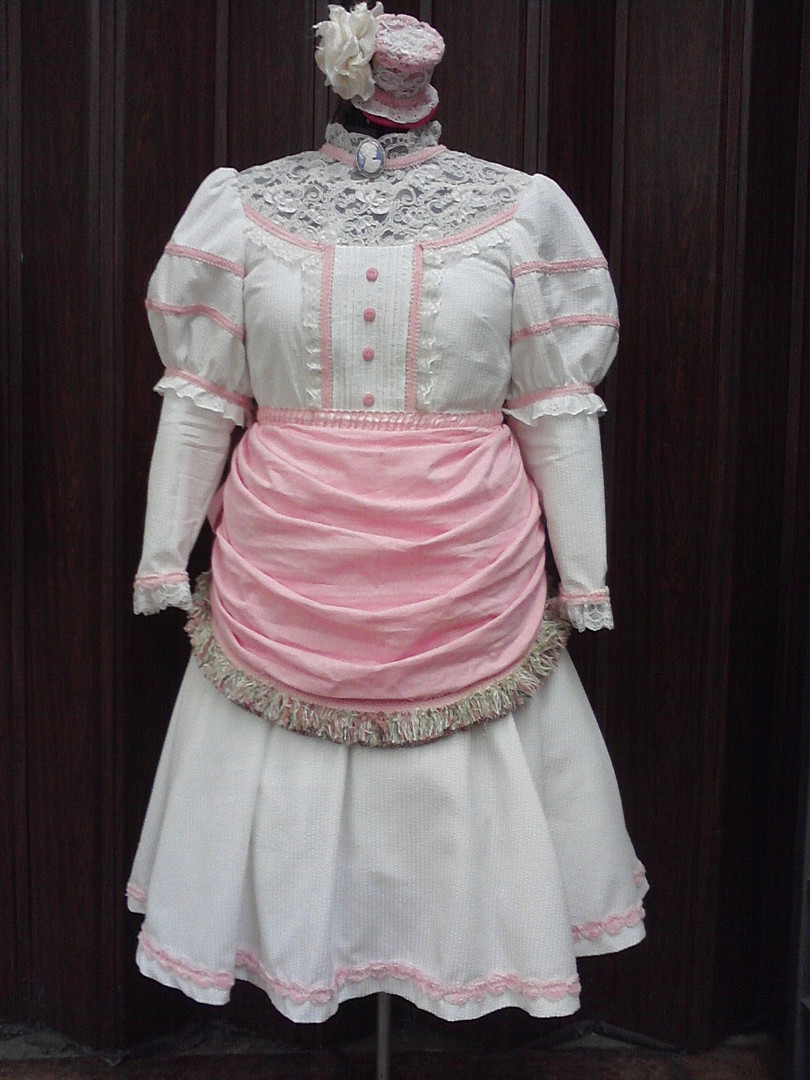 Porcelain Doll Costume