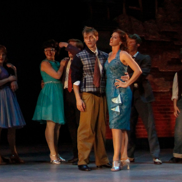 West Side Story Ensamble