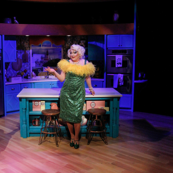 Cookin's A Drag Betty D. Licious