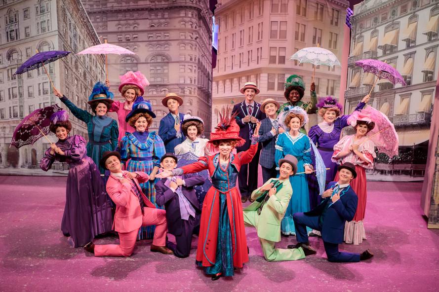 Hello Dolly opening Ensemble
