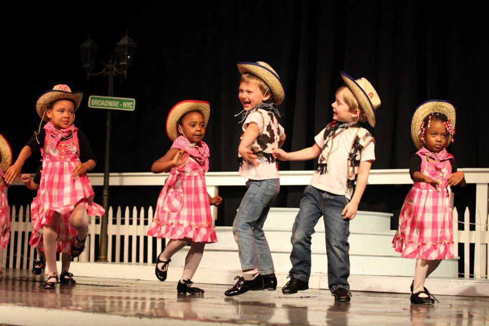 Lundstrum Performing Arts Oklahoma