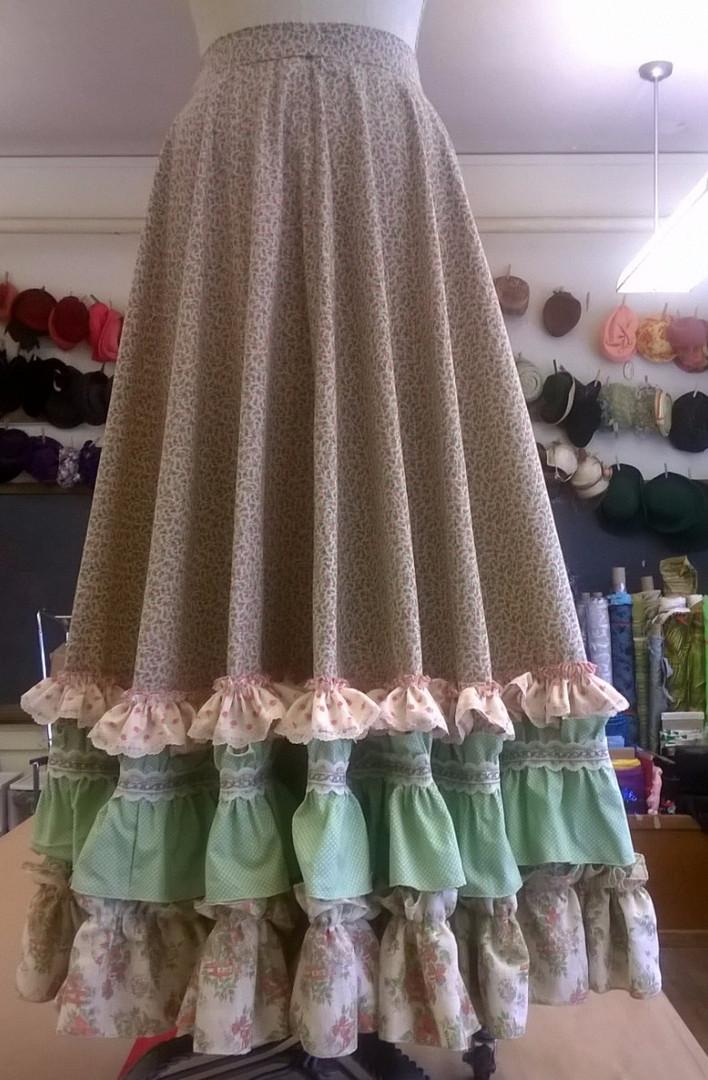 Oklahoma petticoat