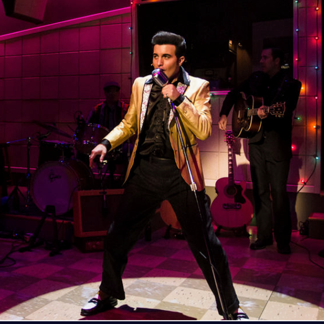 Million Dollar Quartet Elvis